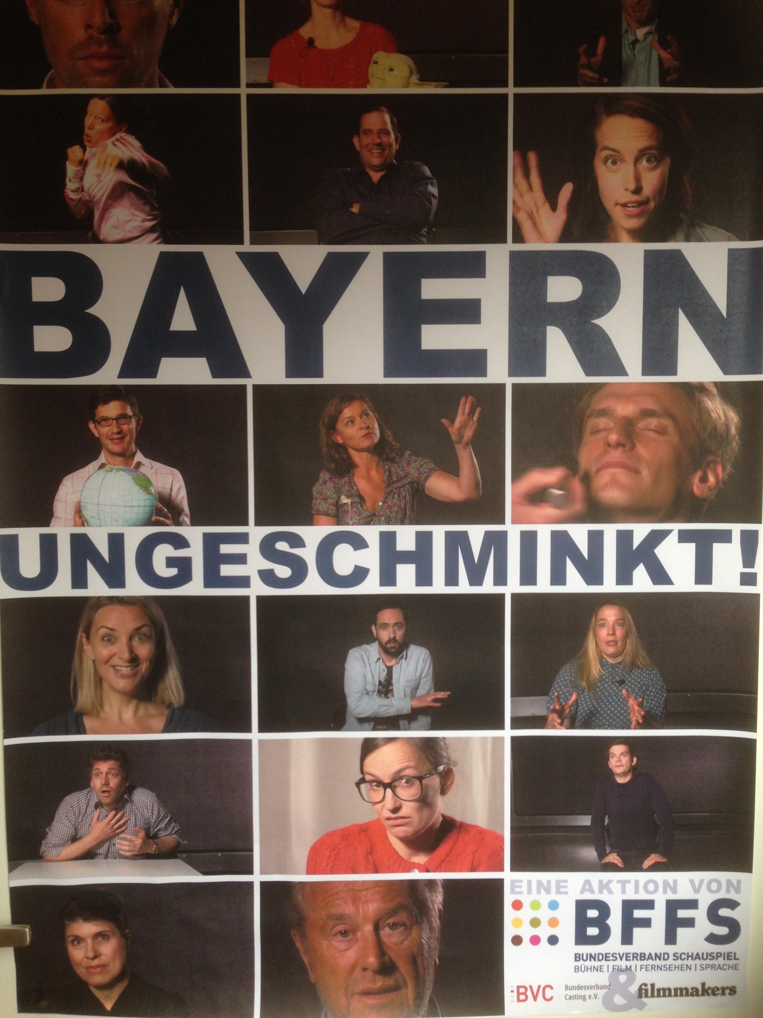 Bayern Ungeschminkt vom BFFS