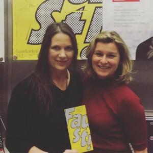 Ulrike Mahr und Lucie Lechner  Des Pudels Kern  Ein Osterspaziergang mit dem weiblichen Mephisto